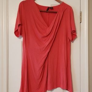 New Directions Short-sleeve Tunic